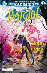 Batgirl núm. 03 (Renacimiento)