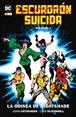 Escuadrón Suicida vol. 02: La odisea de Nightshade