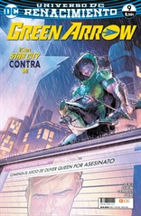 Green Arrow vol. 2, núm. 09 (Renacimiento)
