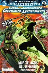 Green Lantern núm. 73/ 18 (Renacimiento)