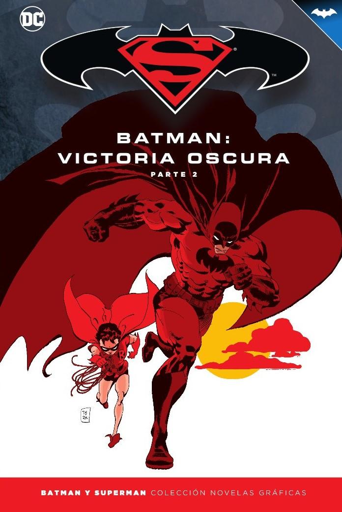 347 - [DC - Salvat] Batman y Superman: Colección Novelas Gráficas - Página 10 Portada_BMSM_33_Victoria_oscura_2