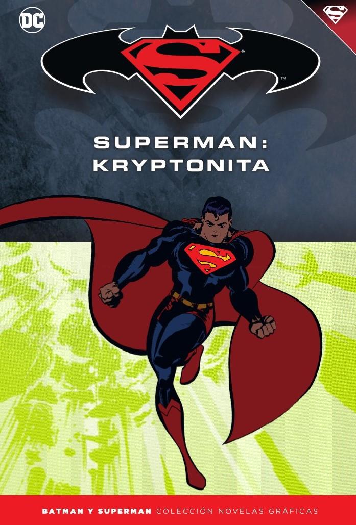 [DC - Salvat] Batman y Superman: Colección Novelas Gráficas - Página 10 Portada_BMSM_34_Kryptonita