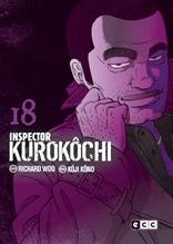 Inspector Kurokôchi núm. 18