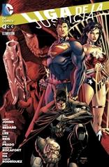 Liga de la Justicia núm. 16