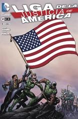 Liga de la Justicia de américa núm. 01