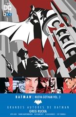 Grandes autores de Batman: Greg Rucka – Batman: Nueva Gotham vol. 02