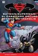 Batman y Superman - Colección Novelas Gráficas núm. 38: El caballero oscuro sobre Metrópolis
