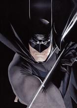 Displate - DC / Alex Ross 06 - Batman Trinidad