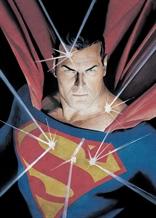 Displate - DC / Alex Ross 07 - Superman Trinidad