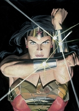 Displate - DC / Alex Ross 08 - Wonder Woman Trinidad