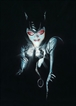 Displate - DC / Alex Ross 04 - Catwoman