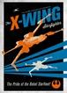 Displate - STAR WARS / Galactic Propaganda 04 - The Pride of the Rebel Starfleet