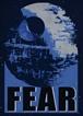 Displate - STAR WARS / Galactic Propaganda 08 - Fear