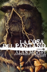 La Cosa del Pantano de Alan Moore vol. 02 de 3 (Edición Deluxe)
