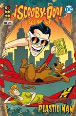 ¡Scooby-Doo! y sus amigos núm. 18