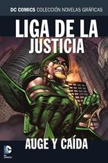 Colección Novelas Gráficas núm. 61: Liga de la Justicia: Auge y caída