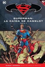 Batman y Superman - Colección Novelas Gráficas núm. 40: Superman: La caída de Camelot (Parte 2)