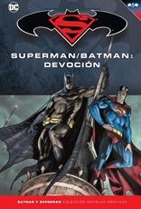 Batman y Superman - Colección Novelas Gráficas núm. 41: Superman/Batman: Devoción