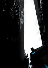 Displate - DC / Jock 02 - Batman Crime Alley