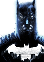 Displate - DC / Jock 10 - Batman Heart of Gotham