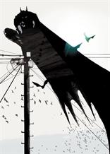 Displate - DC / Jock 08 - Batman High Voltage