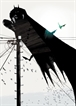 Displate - DC / Jock 08 - Batman High Voltage