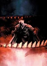 Displate - DC / Jock 09 - Batman Shark Attack