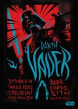 Displate - STAR WARS / Legends 03 - Darth Vader