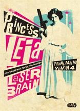 Displate - STAR WARS / Legends 07 - Princess Leia
