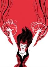 Displate - MARVEL / Scarlet Witch 03 -Scarlet Sorcerer
