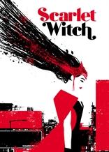Displate - MARVEL / Scarlet Witch 04 -Wanda