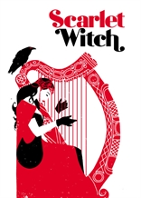 Displate - MARVEL / Scarlet Witch 06 -Witchcraft Tutor