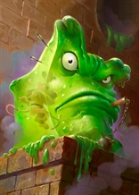 Displate - HEARTHSTONE / 30 - Carnivorous Cube