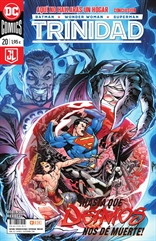 Batman/Wonder Woman/Superman: Trinidad núm. 20