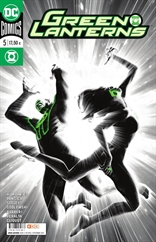 Green Lanterns núm. 05