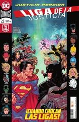 Liga de la Justicia núm. 77/ 22