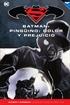 Batman y Superman - Colección Novelas Gráficas núm. 42: Pingüino, dolor y prejuicio