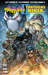 Batman/Tortugas Ninja vol. 02