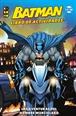 Batman: Libro de actividades – Las aventuras del Hombre Murciélago