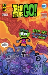 Teen Titans Go! núm. 19