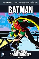 Colección Novelas Gráficas núm. 66: Batman: Segundas oportunidades Parte 2