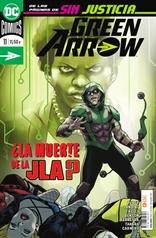 Green Arrow vol. 2, núm. 11