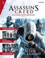Assassin's Creed: La colección oficial - Fascículo 01: Altaïr Ibn-La'Ahad
