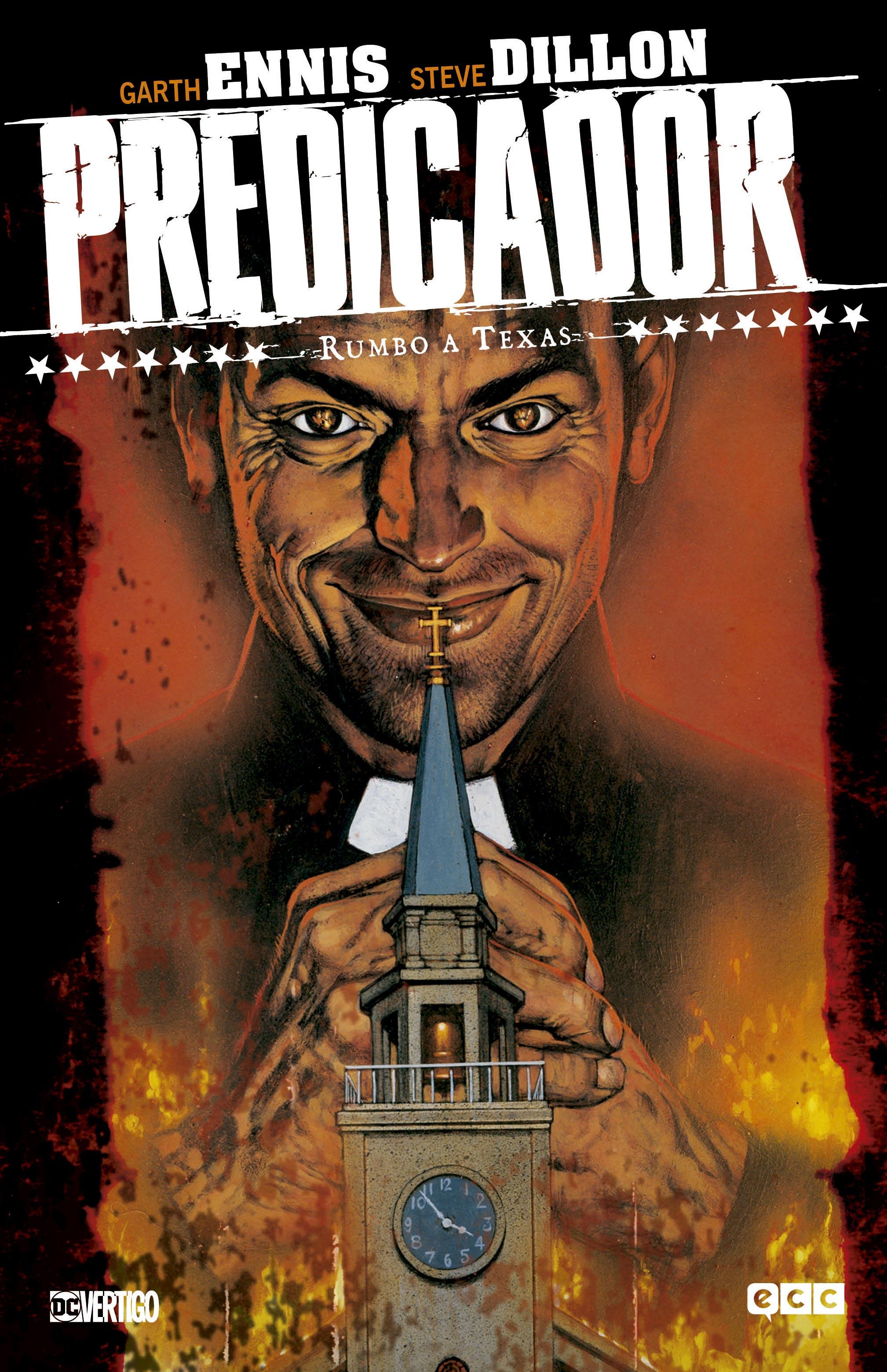 Predicador núm. 01 (de 9): Rumbo a Texas (Cuarta edición)