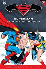 Batman y Superman - Colección Novelas Gráficas núm. 48: Superman contra el mundo