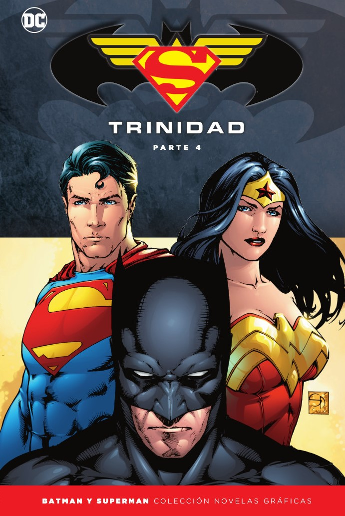 [DC - Salvat] Batman y Superman: Colección Novelas Gráficas - Página 9 Trinidad_4