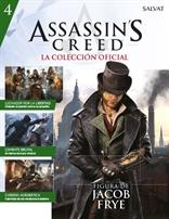 Assassin's Creed: La colección oficial - Fascículo 04: Jacob Frye (Fascículo + figura)