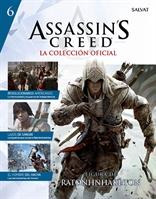 Assassin's Creed: La colección oficial - Fascículo 06: Ratonhnhaké:ton (Fascículo + figura)