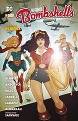 DC Comics Bombshells vol. 02: Aliadas