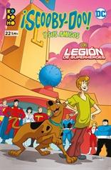 ¡Scooby-Doo! y sus amigos núm. 22